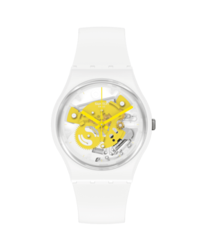 BIOCERAMIC TIME TO YELLOW SMALL