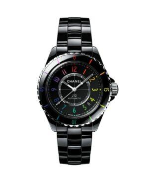 香奈兒 J12 ELECTRO CALIBER 12.1機芯腕錶