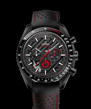 Omega 月之暗面腕錶 44.25毫米計時碼錶